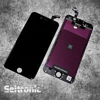 Display für iPhone 6 Plus 5.5 Ersatz LCD mit RETINA Glas Scheibe -SCHWARZ-Für 6+