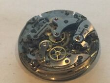 Vintage Landeron 149 Chronograph Watch Movement for Spares or Repair