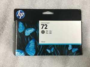 original HP DesignJet 72 Tintenpatrone - Grau C9374A OVP 01/2023 Rechnung