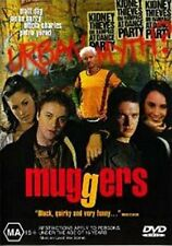 MUGGERS URBAN MYTH (DVD) REGION-4, LIKE NEW, FREE SHIPPING WITHIN AUSTRALIA