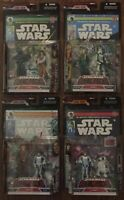 STAR WARS Figure Comic Packs Lot MOC Episode IV #s 1-4 #02 #03 #04 #06 2006