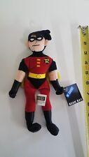 1998 Warner Bros Studio Store DC Comics Robin Mini Bean Bag-Beanie