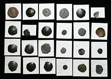 BYZANTINE. Collection of 24 nice quality coins with attributions