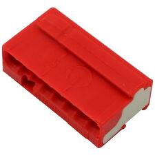 5 WAGO 243-808 Dosenklemme 100V 8-polig MICRO Verbindungsdosenklemme 857089