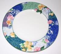 "Christopher Stuart FRENCH BROCADE Optima Shape Chop Plate Round Platter 12"""