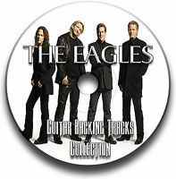 28 x THE EAGLES STYLE MP3 ROCK GUITAR BACKING TRACKS CD JAM TRAXS