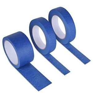 Blue-Painters-Clean-Peel-Masking-Tape-48mm-24mm-x-50M UV-Resistant Long Lasting