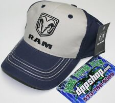 Dodge Ram trucker hat base ball cap logo decal 4x4 mega cab top truck car 2500