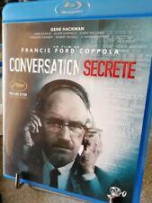 blu-ray   CONVERSATION SECRETE   gene hackman /ford coppola
