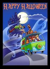 Halloween # 18 - 8 x 10 - T Shirt Iron On Transfer - Scooby Doo