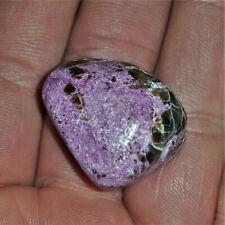 Echter Stichtit Trommelstein Australien Edelsteine Mineralien Nr2 Umbruch Zen