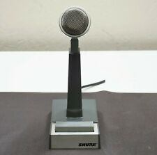 Shure Brothers Inc. Unidirectional Dynamic Microphone Model 522