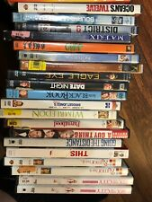 DVD LOT - YOU PICK $2 - COMEDY, DRAMA, ACTION, KIDS, ROMANCE, THRILLER, HORROR
