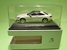 KYOSHO   1:43 MERCEDES BENZ S COUPE  - GOOD CONDITION IN BOX - DEALER EDITION.