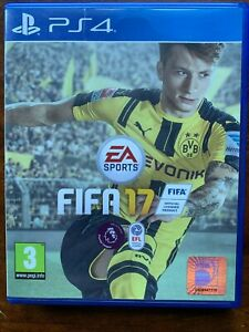 FIFA 17 PS4 2017 Football Soccer Game for Sony PlayStation 3