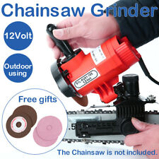 Chainsaw Chain 12v Sharpener Grinder Suit STIHL Oregon 25000rpm