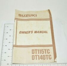 Las mejores ofertas en Manuales de reparación Suzuki botes y ... on