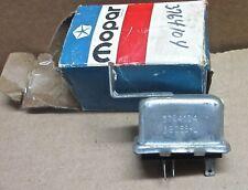 NOS 1972 Dodge Plymouth B-body a/c clutch relay 3764104, 1972 1973 C body Mopar