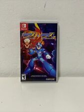 Nintendo switch Mega Man X Legacy Collection 1 + 2