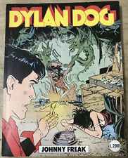 Dylan Dog Comic #81 Johnny Freak (1993)