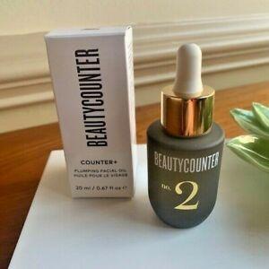 Beautycounter Counter+ No. 2 Plumping Facial Oil 20 ML / 0.67 FL OZ