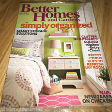 NEW January 2014 issue of Better Homes and Gardens Magazine #96
