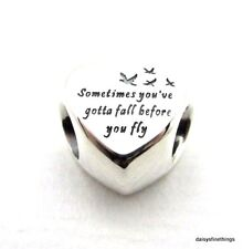 NEW! AUTHENTIC PANDORA CHARM HEART OF FREEDOM #791967