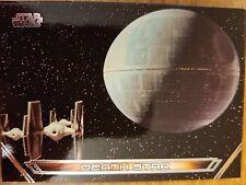 2017 Star Wars Galactic Files Reborn #V-12 Death Star Vehicles NM-Mint