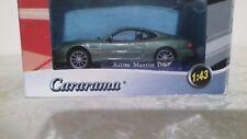 """MODELLINO AUTO ASTON MARTIN DB7  SCALA 1:43 CARARAMA """"NUOVA CON SCATOLA"""""""