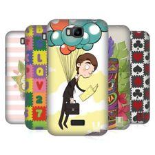 Fundas Head Case Designs para teléfonos móviles y PDAs Huawei