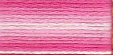 Anchor Sticktwist 6fädig 8 m 100 % BW rosa ombre 1201