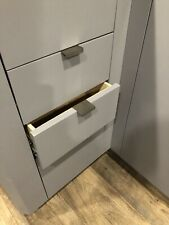 20x Modern Kitchen Cabinet Door Drawer Hardware Handle Pull Bathroom Knob Handle