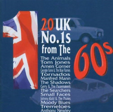 D01-20 Uk No. 1`S From The 60S CD NEW