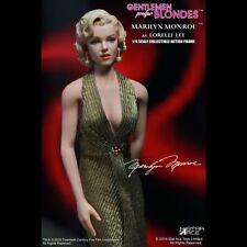 Star Ace Gentlemen Prefer Blondes Marilyn Monroe Toys 1/6 Figure Glod Ver. Dress