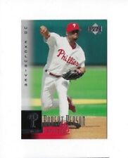2001 ROBERT PERSON UPPER DECK SILVER EXCLUSIVES #232 CARD NM UD EXCLUSIVE /100