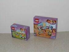 LEGO FRIENDS PUPPY PLAYGROUND (41303) & OLIVIA'S CREATIVE LAB (41305) COMBO