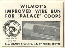 1953 S M Wilmot St Philips Bristol Coops Ad