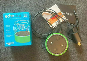 Echo Dot (3rd Gen) Kids Edition, an Echo designed for kids with parental control