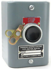 Canadian General Electric CR2940NA101CG Push Button Station