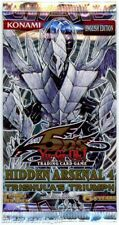 YuGiOh! Hidden Arsenal 4 New And Sealed Booster Pack x1