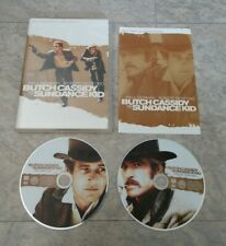 Butch Cassidy And The Sundance Kid Ultimate Collector's Edition Dvd 2 Disc Set