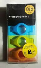 brand new Orb 3 wristbands for fitbug