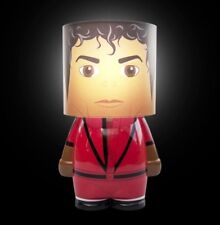 Michael Jackson THRILLER LOOK ALITE lamp LED MOOD LIGHT powered USB & BATTERIES