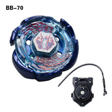 2018 Galaxy Pegasus (Pegasis) Metal Fury 4D Legends Beyblade Hyperblade BB-70