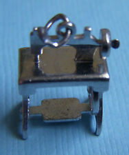 machine sterling charm Vintage movable sewing