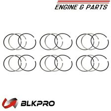 6* Piston Ring Sets for Cummins N14 14L Celect Plus 4089489 3803358 3804500