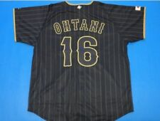 Shohei Ohtani Samurai Japan national team jersey WBC 2017 Mizuno visitor Angels