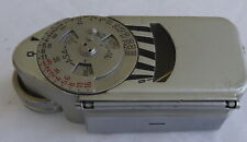 Leica Leitz METER Model M This early light meter has a selenium cell is working