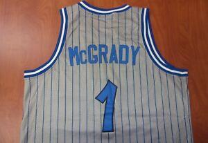 Vintage Nike NBA Orlando Magic Tracy McGrady Rewind 95' Stitched Jersey XL