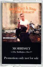 MORRISSEY *THE BULLFIGHTER DIES* Indonesian Promo Cassette Single *LAST COPY*
